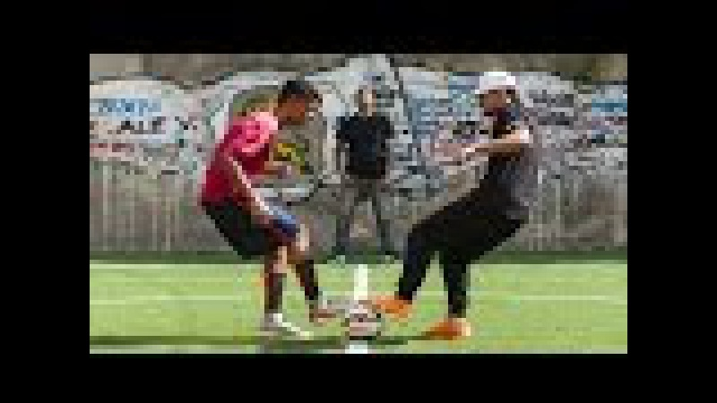 Mastour VS Garnier 1v1 Football Match - Red Bull Fantasy - Part 2
