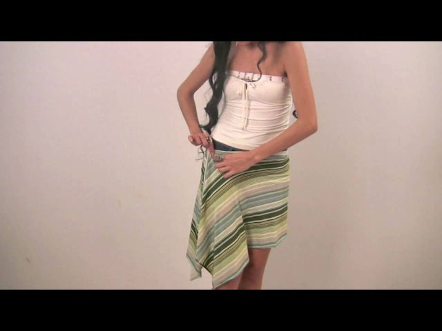 How to Make A Stylish Skirt