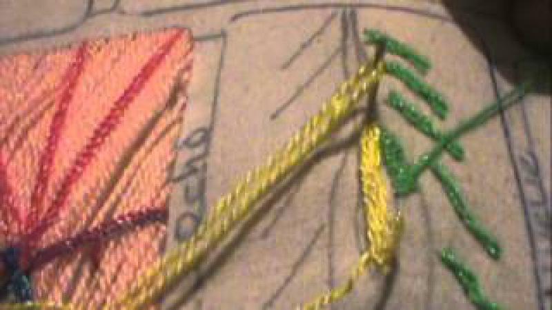 Hacer plumaje pavorreal con marimur dos