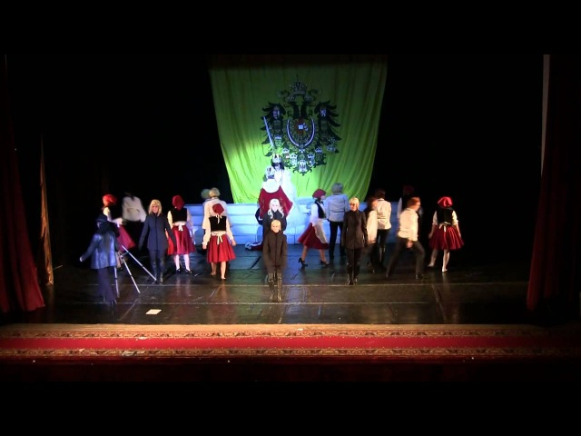 2012 мюзикл Элизабет Триумф