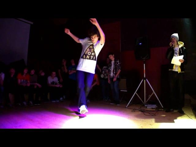 DnB Dance Battle ( Хруст Костей Vol.3 ) Full Video