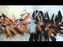 GRAFFITI 3D Resh Dens 2014