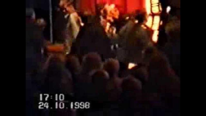 Скарлетт - Концерт в Березовке (24.10.98 часть 2)