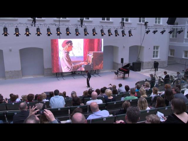 Oleg Karavaichuk - Waltz (concert 16 may 2014)