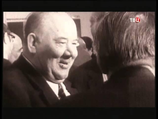 АНДРЕЕВ Борис Андреев Богатырь союзного значения