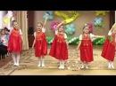 Танец Веселые матрешечки видео Валерии Вержаковой