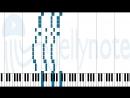 ноты Sheet Music - Sumerian Fairytale - Grand Belial's Key