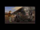 Назад в будущее game - 1 часть, Марти долбан (звук и видео лагают тут)