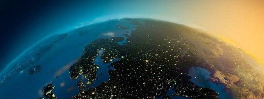 Невероятные фотографии Земли из космоса (10 фото)