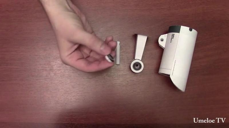 Как сделать камеру видеонаблюдения из бумаги своими руками 69