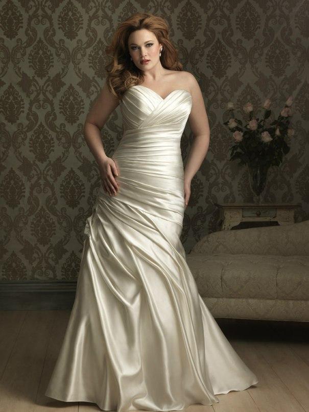 5k2TWj y eM - Свадебные платья Allure Bridals коллекции 2016