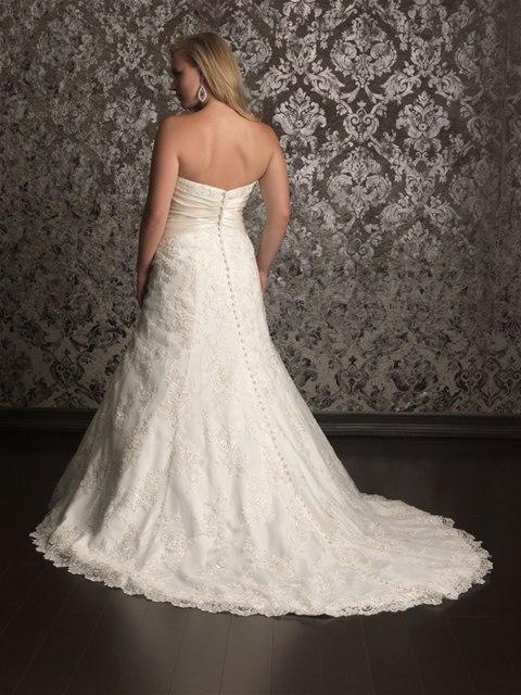 XNuaBziusRs - Свадебные платья Allure Bridals коллекции 2016