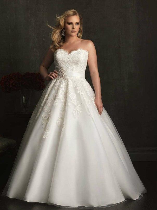 zMFb8 S 8MA - Свадебные платья Allure Bridals коллекции 2016
