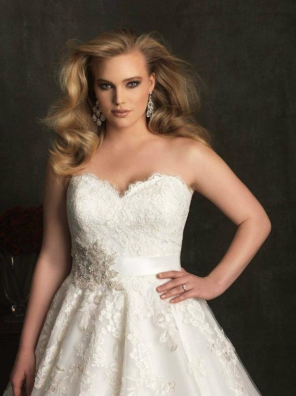 IXF5GqOgoBs - Свадебные платья Allure Bridals коллекции 2016