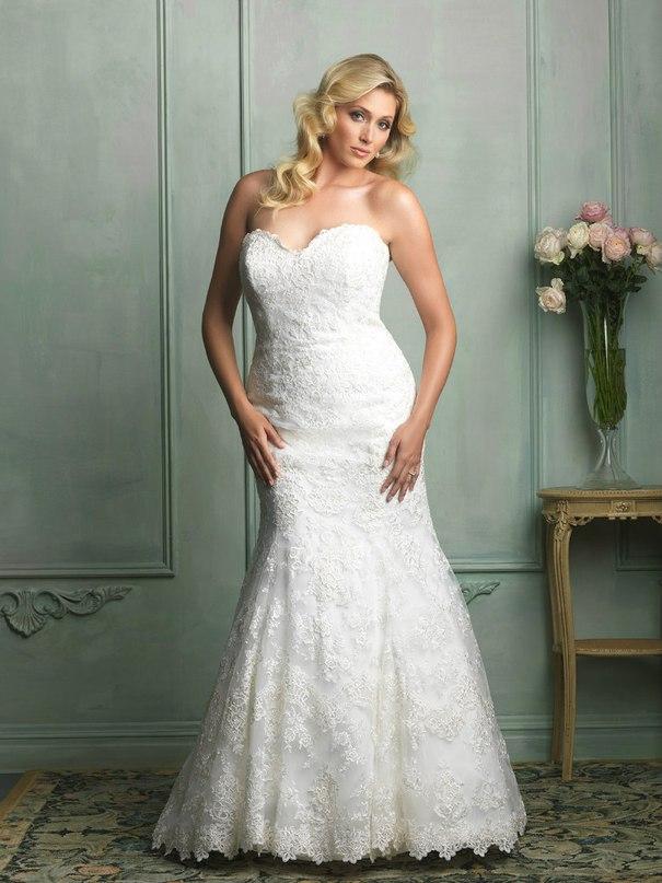 W o2JAyYx5I - Свадебные платья Allure Bridals коллекции 2016