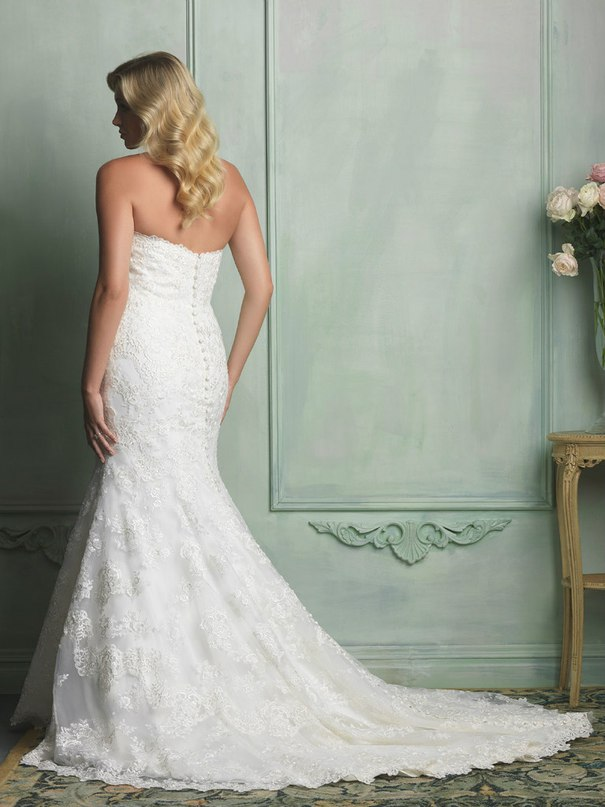 fTsysjuZhTQ - Свадебные платья Allure Bridals коллекции 2016