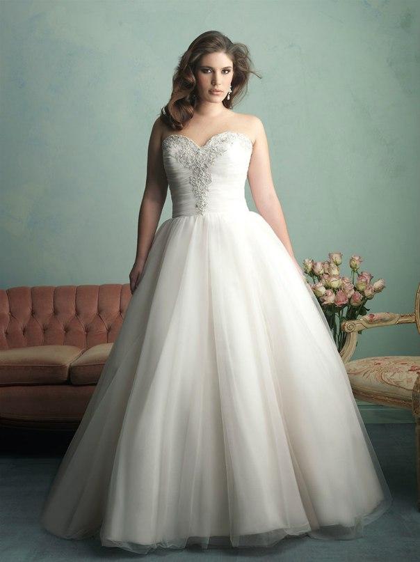 d 3Qkx7ErUg - Свадебные платья Allure Bridals коллекции 2016