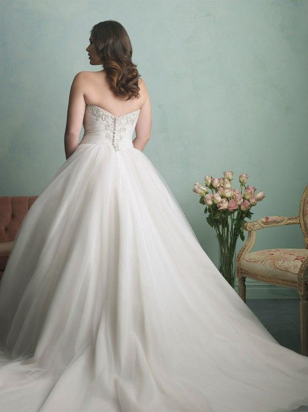 Q noQ8Dsg s - Свадебные платья Allure Bridals коллекции 2016