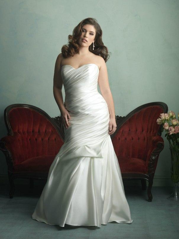 Smkv0RKLAVk - Свадебные платья Allure Bridals коллекции 2016