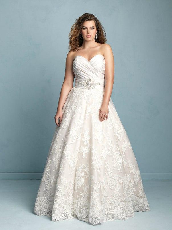 JgwBQbXccPY - Свадебные платья Allure Bridals коллекции 2016