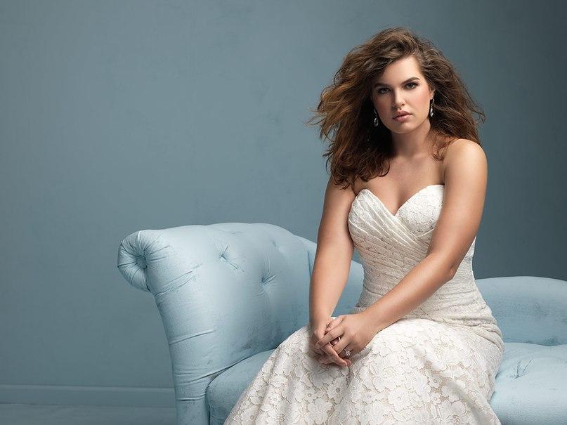 M2fpihQoowY - Свадебные платья Allure Bridals коллекции 2016