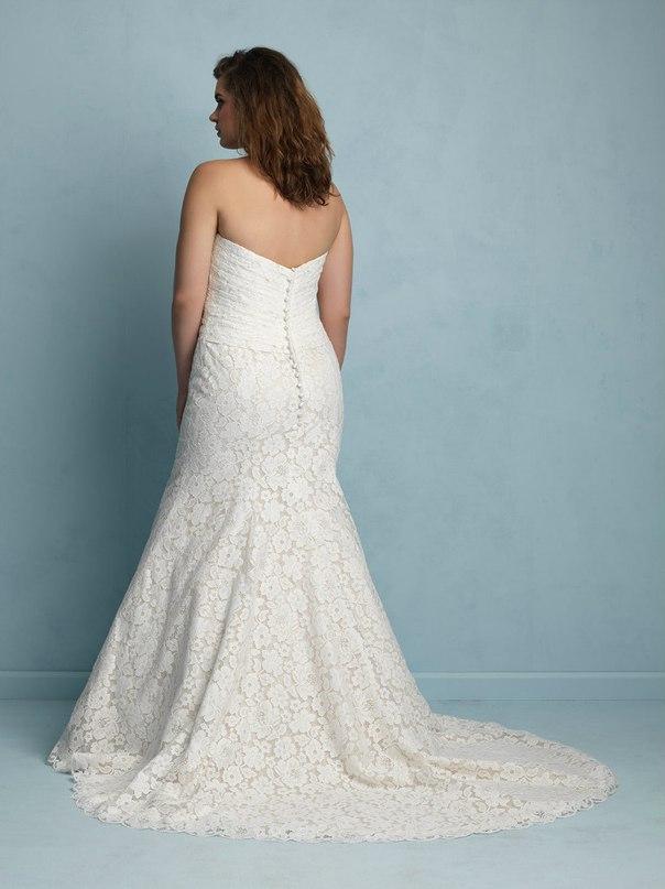 ufblPUSo8e0 - Свадебные платья Allure Bridals коллекции 2016