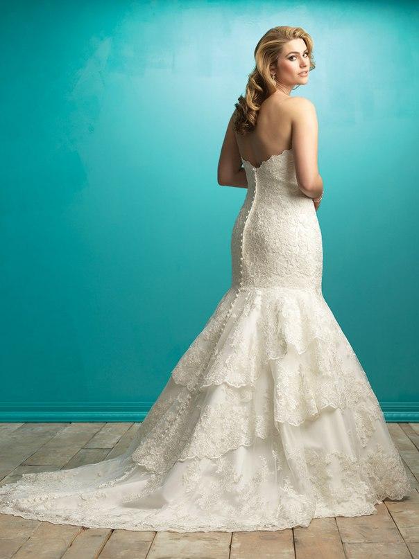 RtySj dtSMY - Свадебные платья Allure Bridals коллекции 2016