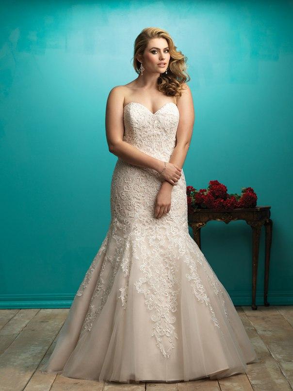 ePzSbW8exKI - Свадебные платья Allure Bridals коллекции 2016