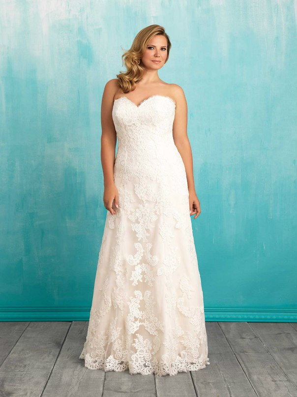 gbrrfVRR Vg - Свадебные платья Allure Bridals коллекции 2016