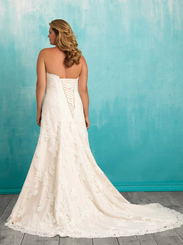 SFJxQ cB1ns - Свадебные платья Allure Bridals коллекции 2016