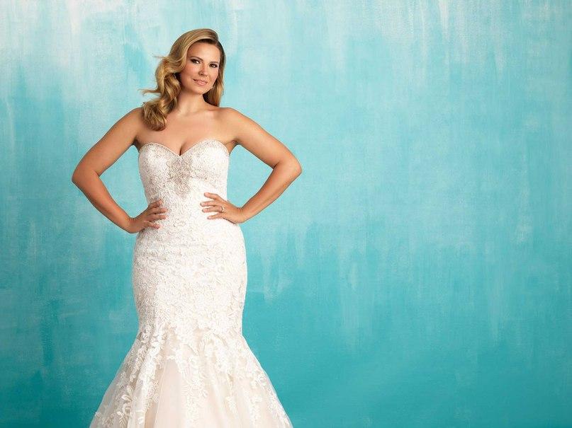 G0xn 6Ry6eE - Свадебные платья Allure Bridals коллекции 2016