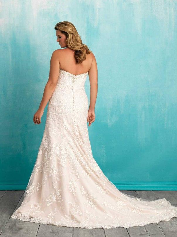 UUvy29n1CnI - Свадебные платья Allure Bridals коллекции 2016