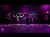 Умка.ру || 2nd Place Youth Division || FRONTROW || World of Dance Moscow 2015 || #WODMOW15