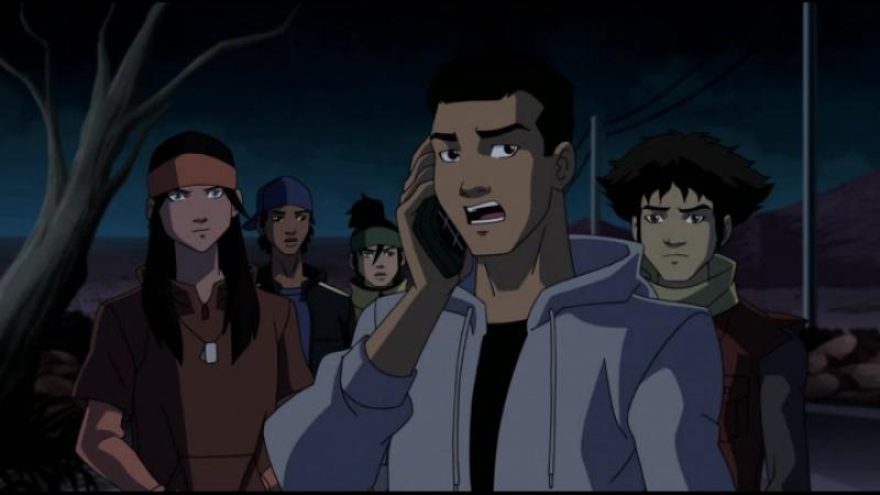 [HD] Young Justice | Юная лига справедливости | Молодая справедливость, s02e14, сезон 2 серия 14
