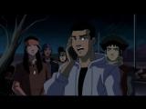 HD Young Justice Юная лига справедливости Молодая справедливость, s02e14, сезон 2 серия 14