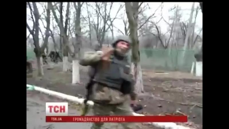 За Україну у складі добровольчих батальйонів воює близько однієї тисячі іноземці