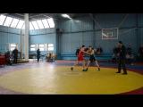 Равлико Саша 3 встреча 1 период зональный ЧУ г.Новгород-Сиверский 2016