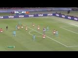 «Барселона» 3-0 «Гуанчжоу Эвергранд». (17 декабря 2015 г, 1⁄2 финала клубного чемпионата мира)