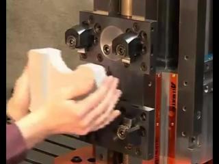Тиски для горизонтальных фрезерных станков Allmatic