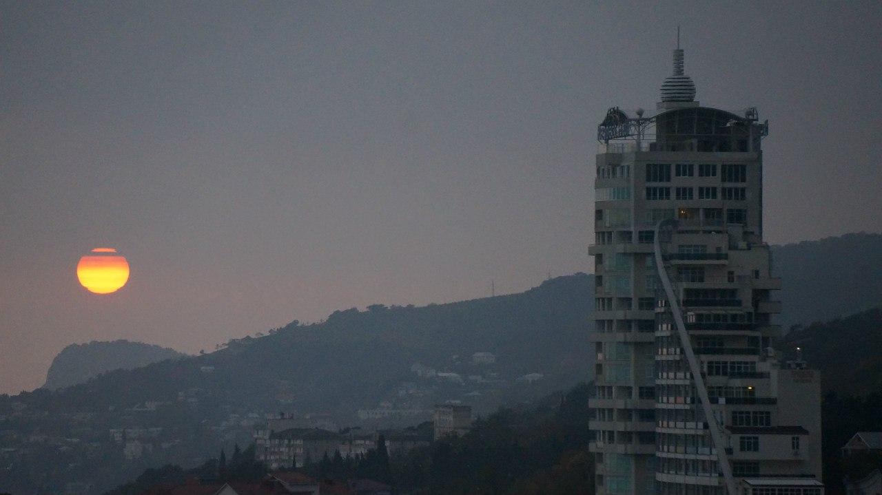 Велотур в Крым на ноябрьские // отчёт о поездке
