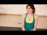 Супер упражнения для плоского живота