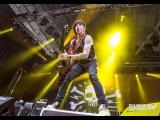 Backyard Babies - Live at Resurrection Fest 2015 (Viveiro, Spain) Full show