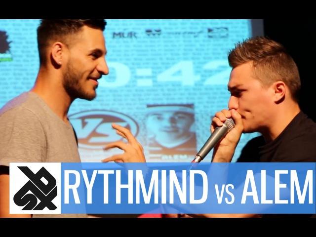 RYTHMIND [SOUTH] vs ALEM [EAST] | LA CUP '15 ~ French Regions | 1/2 Final