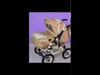 Детская коляска-трансформер Tako City Voyager