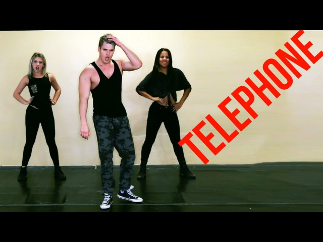 Lady Gaga - Telephone | The Fitness Marshall | Cardio Concert