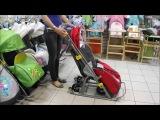 Санки-коляска Ника детям 7. Обзор