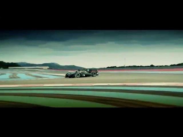 Видео: Первый российский спортпрототип для гонки «24 часа Ле-Мана»: BR01 от BR Engineering