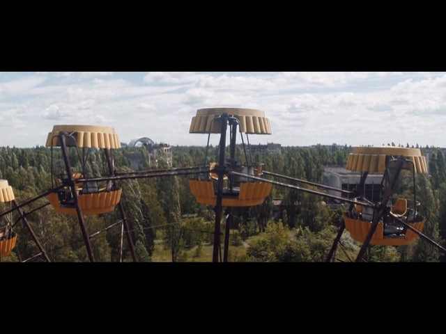Postcards from Pripyat Chernobyl