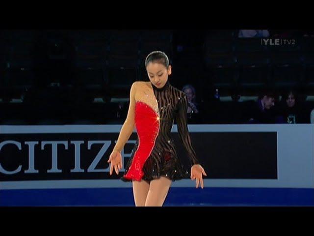Mao Asada - Closing Gala - 2009 World Figure Skating Championships