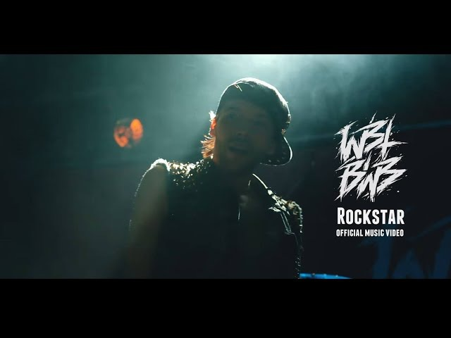 WE BUTTER THE BREAD WITH BUTTER - Rockstar (2016) official clip AFM Records